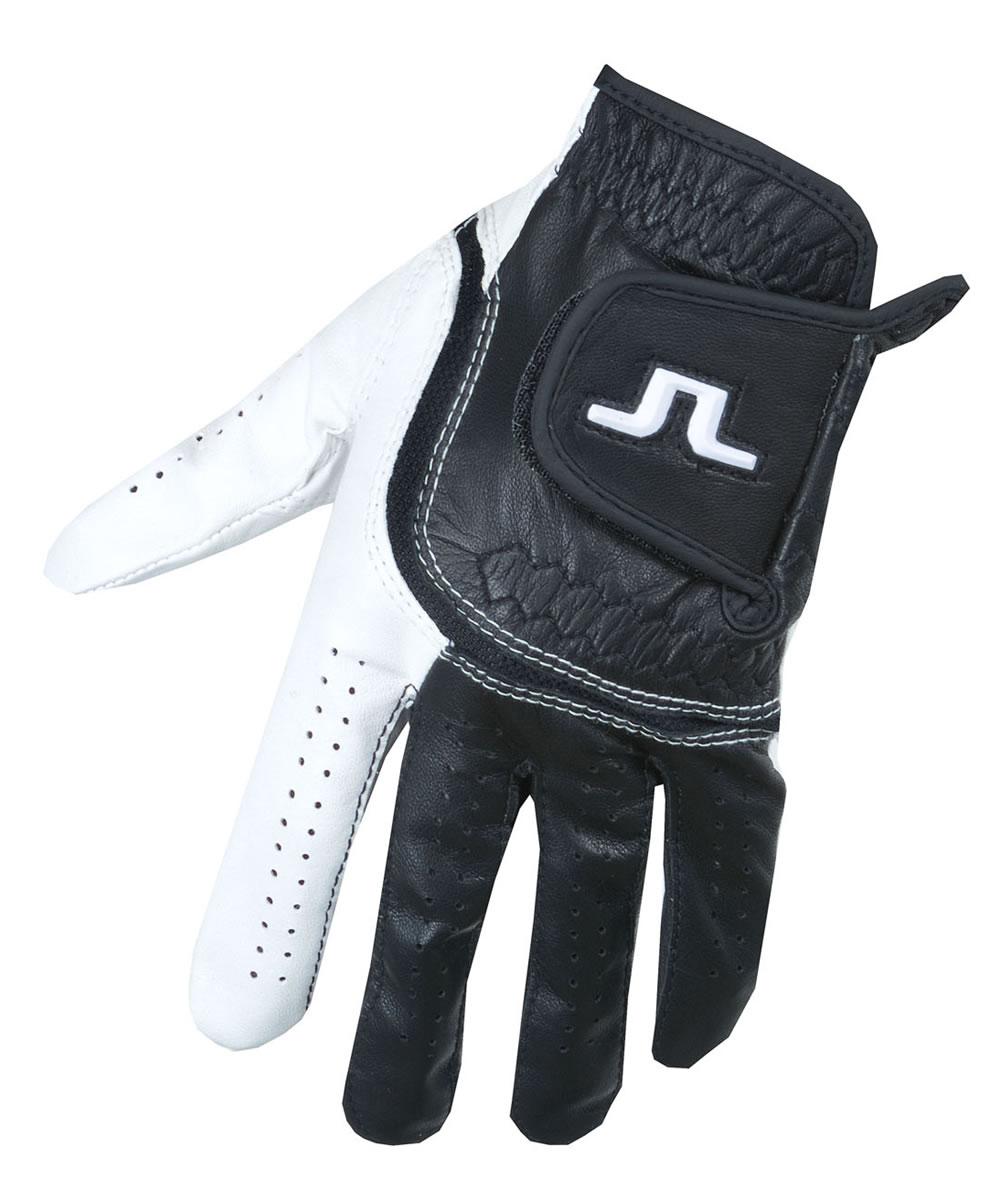 Black leather golf gloves - Performance Golf Glove Black Synthetic Leather Pick Size Ebay 1000x1000 Lindeberg