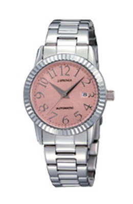J Springs J.SPRINGS Automatic Stainless Pink Dial Ladies product image