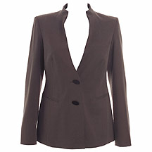 Light brown suit jacket