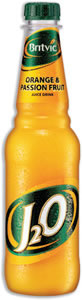 Juice Drink in Plastic Bottle 330ml Orange