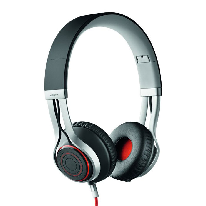 Revo Corded Stereo Headphone - Grey - CLICK FOR MORE INFORMATION