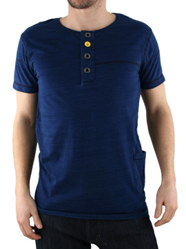 Jack & Jones Jack and Jones Navy Blue Spinner T-Shirt product image