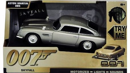 James Bond Aston Martin DB5 with Motorised Light & Sound