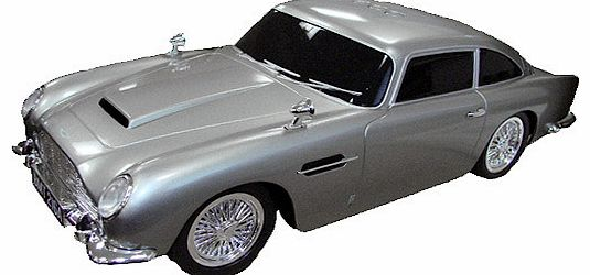 Bond 007 Aston Martin DB5 Remote Control Car