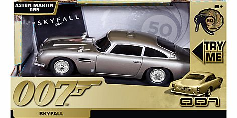 007 Skyfall Aston Martin DB5 Car