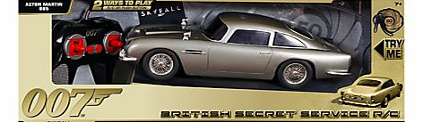 Remote Control Aston Martin DB5 Car