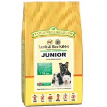 Dog Junior / Performance Lamb - CLICK FOR MORE INFORMATION