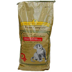 Ferret Food 7.5kg - CLICK FOR MORE INFORMATION