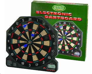 Jaques Indoor Electronic Dartboard Game