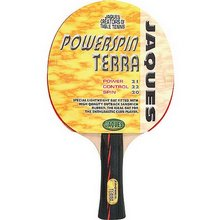 Powerspin Terra Table Tennis Bat