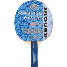 Profile Elixir Table Tennis Bat