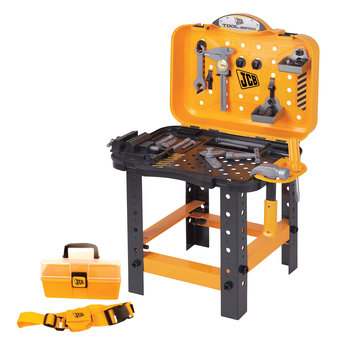 Jcb Building Toys
