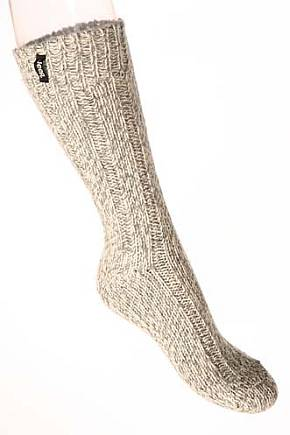 These Jeep, wool rich terrain boot socks in a 2 pair pack are for