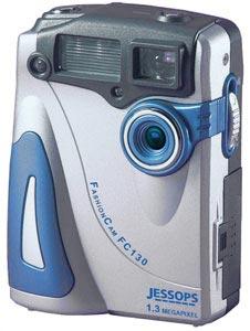Benq digital camera 1300