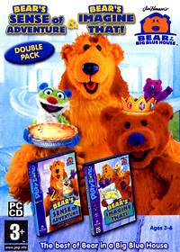 Jim Henson Bear in the Big Blue House PC