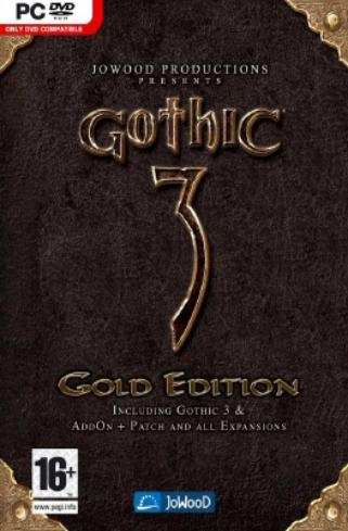Jo Wood Gothic 3 Gold Edition PC