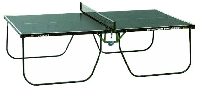 Evolution Foldaroll Indoor Table Tennis Table