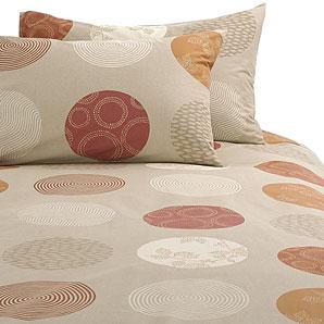 Duvet Cover Terracotta