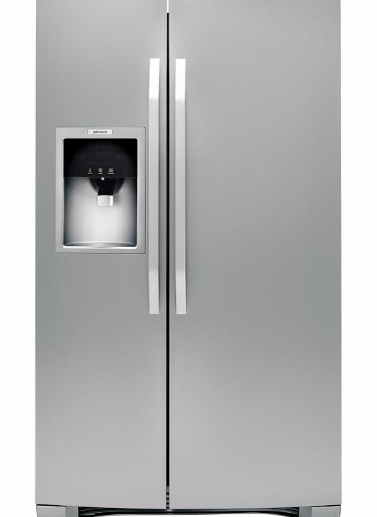 john lewis jlaffs2008 american fridge freezer review. Black Bedroom Furniture Sets. Home Design Ideas