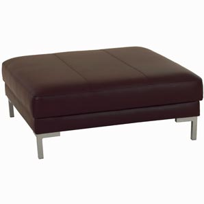 Footstool Brown