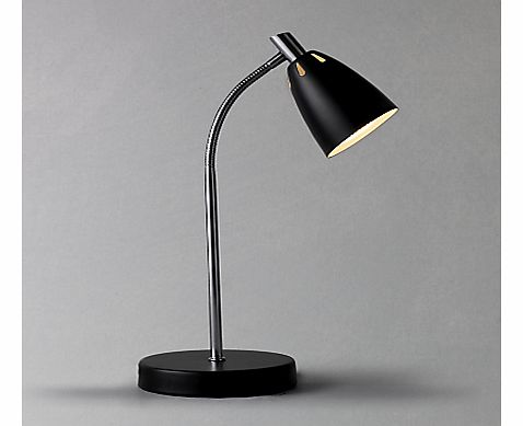 Black touch lamp for Daylight floor lamp john lewis