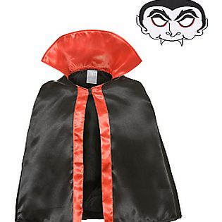 John Lewis Vampire Dressing-Up Costume