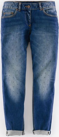 Johnnie  b, 1669[^]34997429 Boyfriend Jeans Denim Stars Johnnie b, Denim