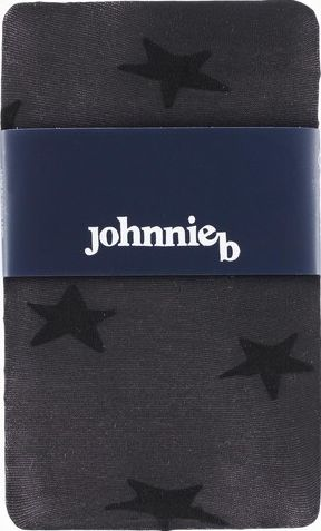 Johnnie  b, 1669[^]35021377 Opaque Star Tights Black Johnnie b, Black