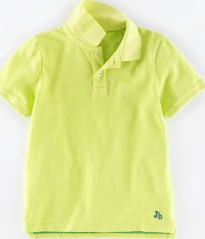 Johnnie  b, 1669[^]34926436 Piqué Polo Acid Yellow Johnnie b, Acid Yellow
