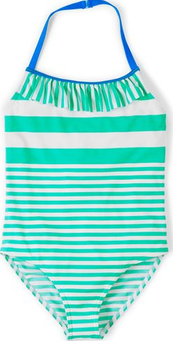 Johnnie  b, 1669[^]34507376 Pretty Swimsuit Pea Multi Stripe Johnnie b, Pea
