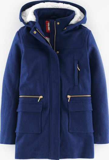 Johnnie  b, 1669[^]35024231 Roberta Coat Blue Johnnie b, Blue 35024231