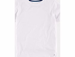 Johnnie  b Short Sleeved T-shirt, White,Blue 34293498 product image