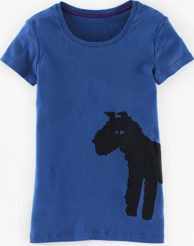 Johnnie  b, 1669[^]35123033 Skinny Graphic T-shirt Airedale Johnnie b,