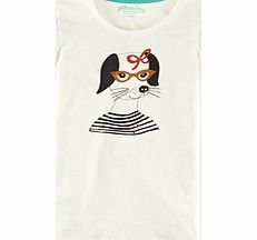 Johnnie  b Skinny Graphic T-shirt, Dog 34442822 product image