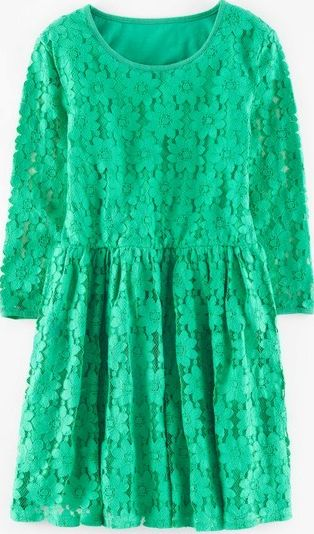 Johnnie  b, 1669[^]34891499 Valerie Lace Summer Dress Soft Green Johnnie b,