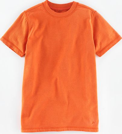 Johnnie  b, 1669[^]34921908 Vintage T-shirt Orange Johnnie b, Orange 34921908