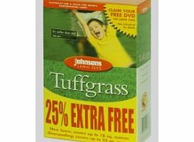 Johnsons 560698 500g Tuffgrass Lawn Seed