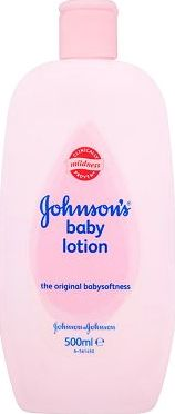 Johnsons, 2041[^]10007763 Baby Lotion - 500ml 10007763