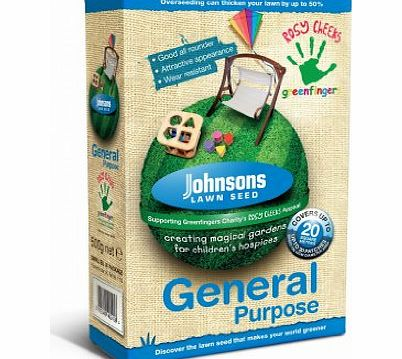 Johnsons General Purpose 20sqm 500g