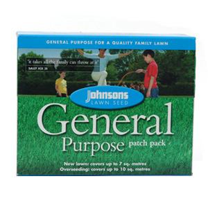 Johnsons General Purpose Grass Seed - 250g Box