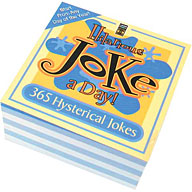Joke A Day Desk Block