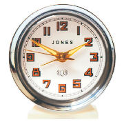 & Co Cortina Mantle Clock