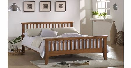 Joseph Wooden Maple Twin Ft Bunk Bed