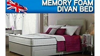 Joseph divan beds for Super king size divan bed and mattress