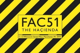 Hacienda Music Poster