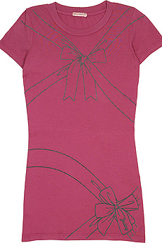 Juicy Couture Peace jersey t-shirt