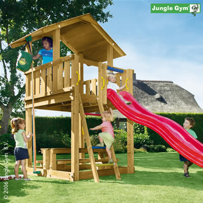 jungle gym climbing frames. Black Bedroom Furniture Sets. Home Design Ideas