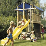 Jungle Gym Fort Climbing Frame product image