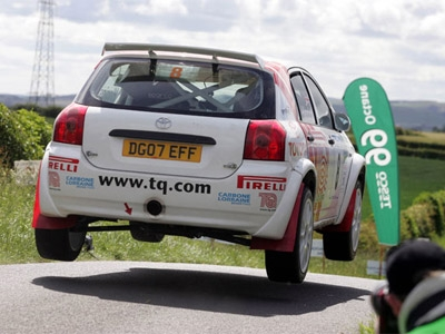 Junior Forest Rally - Full Day