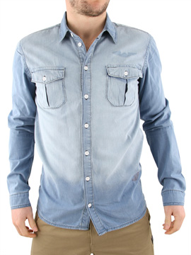 Junk de Luxe Denim Wade Wow Shirt product image
